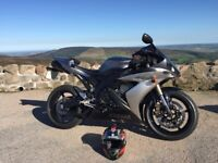 Yamaha r1 low miles