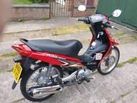 Suzuki address fl125