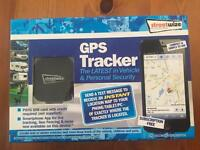 *New* STREETWIZE GPS TRACKER