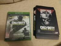 Call of duty infinite warfare legacy edition xbox
