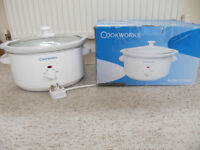 Slow Cooker for the kitchen or camping, caravans or motorhomes