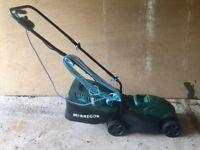 McGregor electric lawnmower