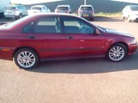 Volvo s40 sport one owner,very clean car,full service history,few age related marks,mot mar 18