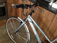 "Brand New Apollo Virtue Womens Hybrid Bike - 16"""