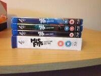 Misfits - Complete Series 1-5 - Blu-Ray