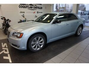 2013 Chrysler 300 S- SUNROOF, LEATHER, LOW KM!!