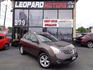 2009 Nissan Rogue SL,Awd,Sunroof,Alloy Wheels*Certified*