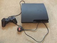 Faulty PS3 for spares or repairs -500gb superslim