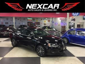 2014 Volkswagen Jetta 2.0TDI HIGHLINE AIT0 LEATHER SUNROOF CAMER