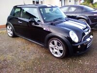 05 Mini Cooper S 1.6 supercharged mot feb 17 mint car may px swap why