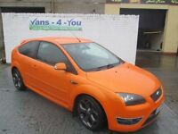 2007 ford focus in the best colour orange this one is price to sell £5500 77000 miles belfast derry