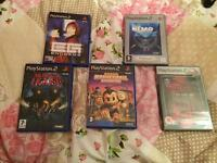 PlayStation2 Games Bundle £20