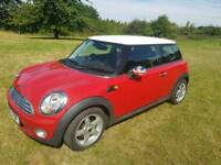 Mini Cooper 2007 history 6 speed mot cheap car Kent bargain manual petrol