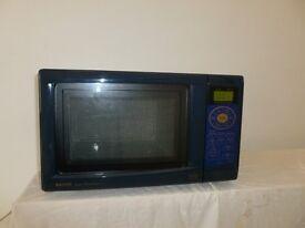 Sanyo 800 watt microwave oven