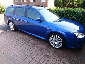 Ford Mondeo ST 2.2 Diesel Recaro Leather interior very good condition
