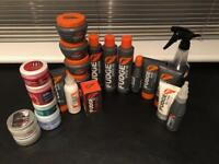 Fudge Hair Styling Products Including Other Top Salon Brands And Extras, Brand New