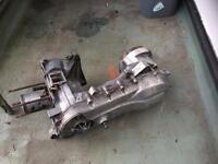 Gilera runner 2 stroke engine