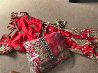 *Never Worn* indian bridal wear!!!