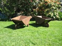 PLANTER WHEELBARROW.......offers..
