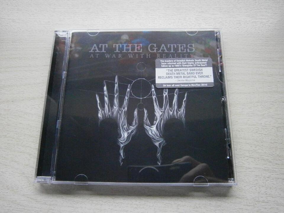CD`s / Soil Work / Tracedawn / At The Gates  Je 9 € in Frammersbach