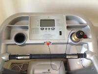 Roger Black Fitness Running Treadmill Machine Gold Model