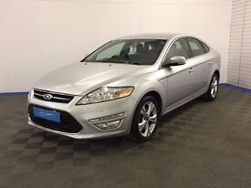 Ford MONDEO TITANIUM TDCI 140 with No Credit Scoring Finance and Nationwide Delivery Available*