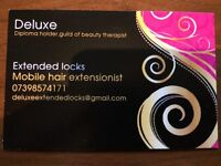 Experienced mobile hair extenstionist xx