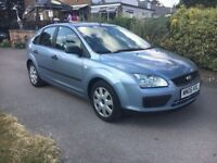 Ford Focus 1.4 LX 5dr- One Lady owner from NEW- TWO KEYS- MOT- PART EX WELCOME- Neat & Clean-£1595