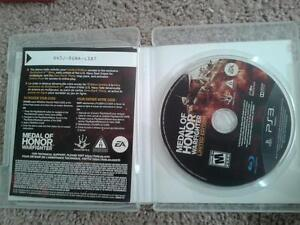 Medal Of Honor Warfighter. included Online pass.