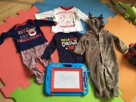 3-6 baby Christmas bundle