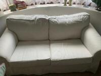 IKEA two seater erktorp sofa