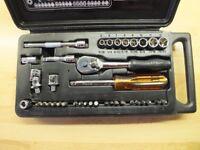 Metrinch socket set