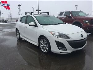 2010 Mazda MAZDA3 GS Sport Leather Moonroof