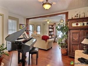 139 500$ - Maison à un étage et demi à vendre à Bécancour