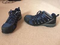Men's dickies steel toe cap boots / trainers size 10