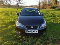 Seat ibiza sport coupe 2012 milage just 55000