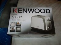 Kenwood Toaster brand new in box