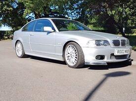 BMW 330ci M-tech Coupe Silver Auto
