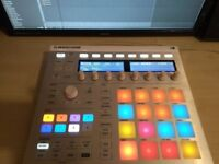 Native Instruments Maschine mk2 Ableton