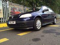1999 VAUXHALL ASTRA ENVOY 1.6 AUTO 8V 5 DOOR HATCHBACK