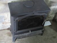 ESSE multifuel stove, recently removed from our dining room , due to alterations, Works well
