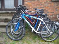 Specialized used Carr-era, Marin, Giant, Triban, cannon, electric bike fold-able bike, aluminum