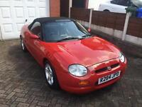 MG MGF 1.8i VVC **12 MONTHS MOT** FINEST EXAMPLE YOU WILL SEE