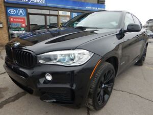 2015 BMW X6 xDrive35i***M PERFORMANCE PACK***