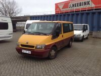 CLEAN LEFT HAND DRIVE FORD TRANSIT VAN,DRIVES VERY WELL,GOOD MECHANICS AND SPACE FOR LOADING..CALL