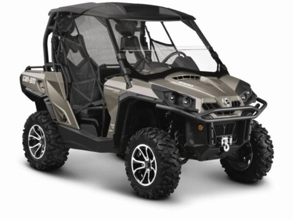 Used 2015 Can-Am Commander 1000 Limited