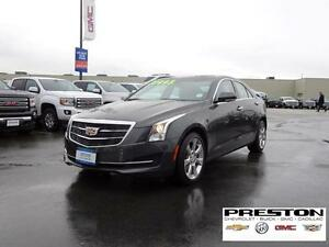 2016 Cadillac ATS 2.0 Turbo Luxury Collection