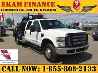 2008 Ford F-350 XLT Crew Cab Long Bed DRW 4WD