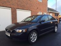 2005 55 Volvo S40 1.6 Petrol +Sports Seats+ Long MOT 110k not avensis focus astra 3 series 320 a4