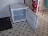 Zanussi freestanding tabletop / worktop freezer